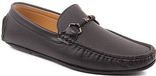 """Men """"RUSS"""" Two Tone Slip On Moccasins"""