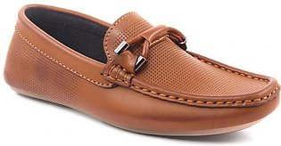 """Boys """"HENRY"""" Rubber Sole Cushioned Moccasins"""