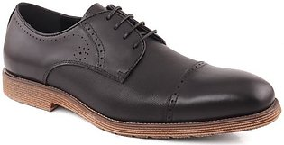"Men ""JAMIE"" Squared Teo Lace Up Shoes"