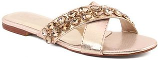 "Women ""DIANA""Casaual Diamantes Slippers"