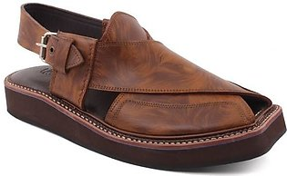 "Mens ""ARNOLD"" Peshawari Kaptaan Leather Sandals"