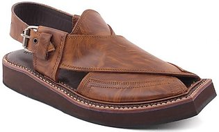 "Mens ""BRET"" Peshawari Kapttan Leather Sandals"