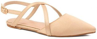"""Women """"Levanda"""" delicate ankle strap padded insole Sandals"""