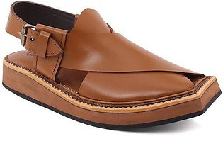 "Mens ""DALE"" Peshawari Kaptaan Leather Sandals"