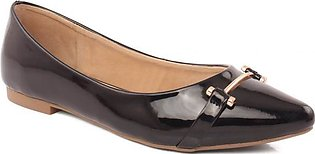 """Women """"Inma"""" Pointed Toe Slip On Flat Shoes"""
