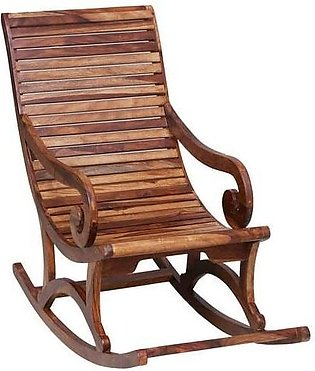 Candace Rocking Chair - Walnut