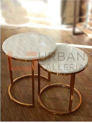 Julyan Nesting Side Table Set of Two