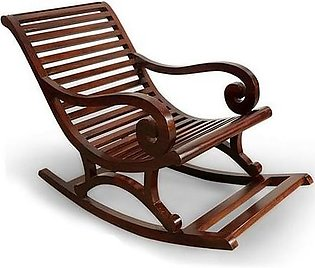 Candace Rocking Chair - Dark Brown