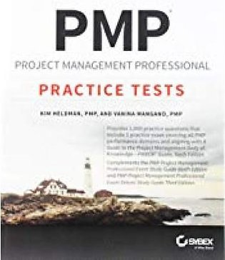 PMP Project Management Professional Practice Tests by Kim Heldman and Vanina ...