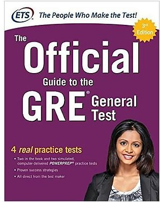 The Official Guide to the GRE Revised General Test, 3rd Edition by ETS
