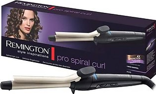 Ci5319 Remington Curler - Pro-Spiral Curl Tong 19Mm TBD