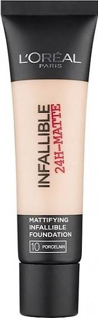 Loreal Infallible Matte Foundation 24H