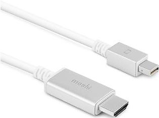 Moshi Mini DisplayPort to HDMI Cable 6.6 ft
