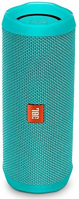 JBL Flip 4 Waterproof Portable Bluetooth Speaker – Teal