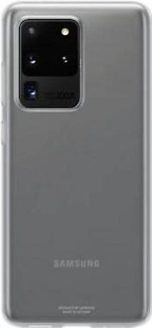 Samsung Galaxy S20 Ultra Clear Cover Transparent