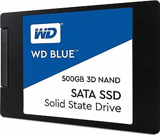 WD Blue SSD – 500GB