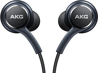 Samsung Galaxy Stereo Earphones For S10 S10e S10 Plus Designed By AKG – Black