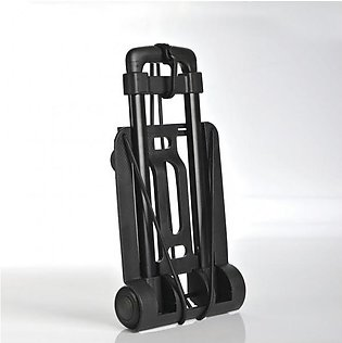 Travel Blue Folding Luggage Trolley