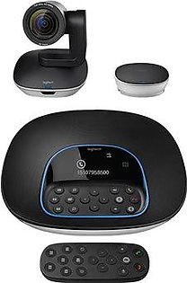Logitech Group For Mid To Large-Sized Meeting Rooms Conference Cam