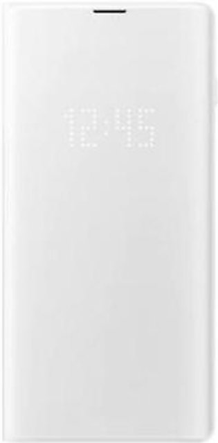 Samsung Galaxy S10+ LED View Cover – White