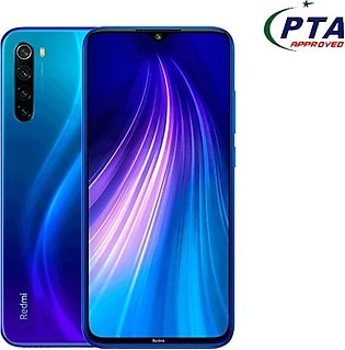 Xiaomi Redmi Note 8 (4GB – 64GB) – Blue