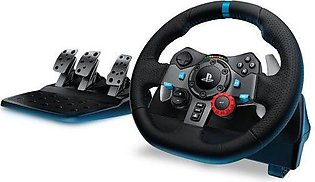 Logitech G29 Driving Force Racing Wheel for PC / PS3 / PS4