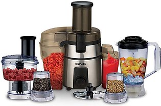 Gaba National GN-924 DLX Deluxe Food Processor
