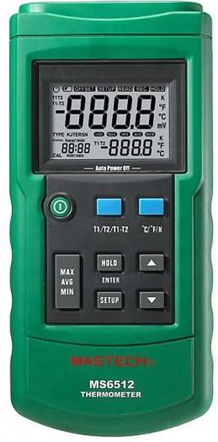 Mastech MS6512 Digital Thermometer