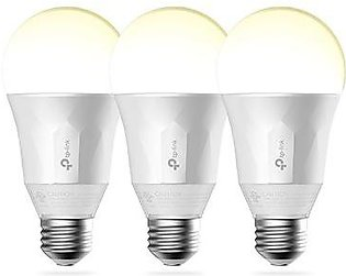 TP-LINK LB100(26) TKIT Smart Wi-Fi LED Bulb 3-Pack with Dimmable Light