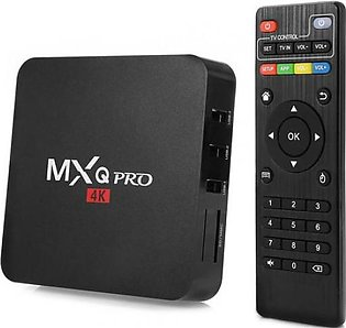 Smart Android TV Box MXQ Pro 64 bit Quad Core