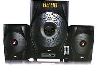 XPOD Bt-800 Multimedia Speakers And Woofers