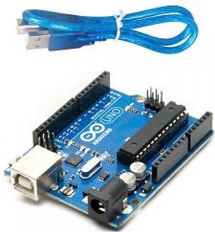 Arduino UNO Rev3 (with Cable)