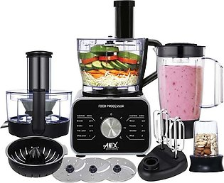 Anex AG-3157 Deluxe Food Processor