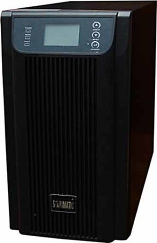 Stabimatic ON-LINE-1000B UPS with batteries