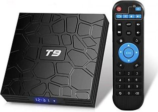 T9 Android 9 TV Box 4GB DDR3