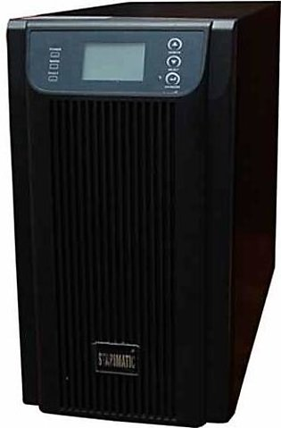 Stabimatic ON-LINE-3000 UPS with batteries