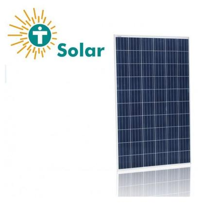 Topray 150 Watt Poly Solar Panel Project Grade (5 Year Warranty)