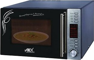 Anex AG-9037 Digital Grill Microwave Oven