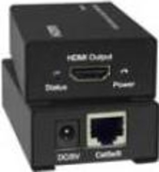 Black Copper | HDMI Extender cat-5e/6 Cable