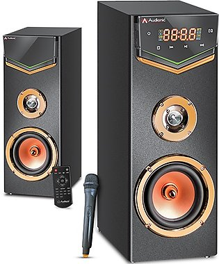 Audionic Monster MS-150 2.0 Speakers