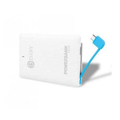 Dany PB-26 Power Bank 2500 mAh