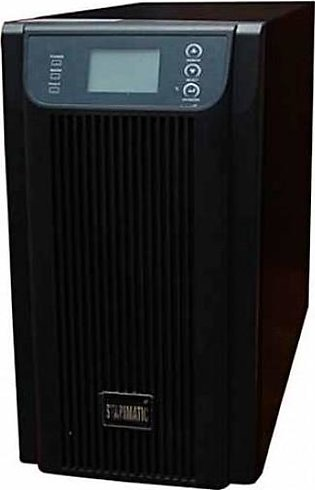 Stabimatic ON-LINE-6000 UPS with batteries