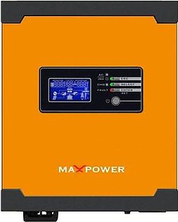 Max Power Sunglow 1.2 Kva PWM 50 Amp Solar Inverter