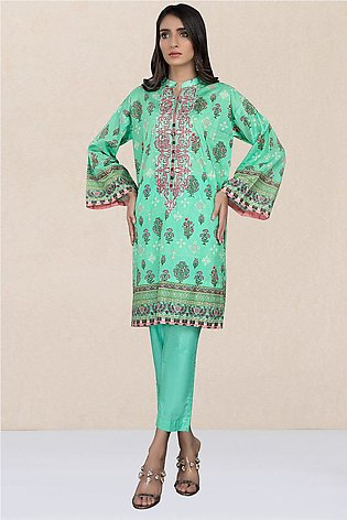 Single Shirt Lawn Embroidery 1320432
