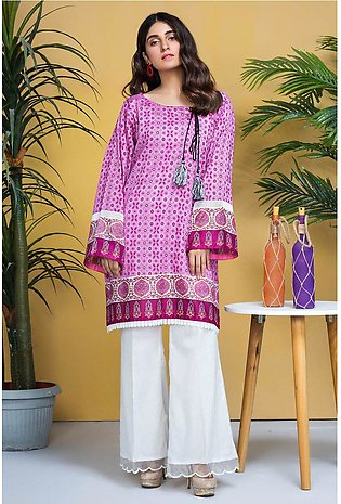Single Shirt Lawn Print-Regular (2.5) 130418A
