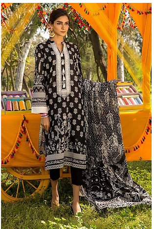 3PC Lawn Embroidery 380274A