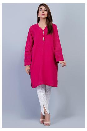 Stitched Formal Single Shirt with Inner LPS1853