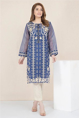 Formal Embroidered Shirt with Inner LPW1903