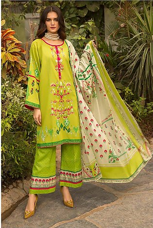 3PC Lawn Embroidery 380270A