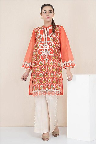 Formal Embroidered Shirt with Inner LPW1901